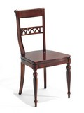 Carlotta - Wood chair